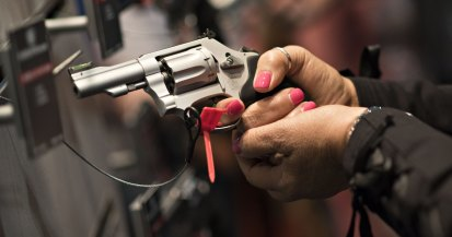 'Nice pistol': The most important gun lawsuit you've never heard of