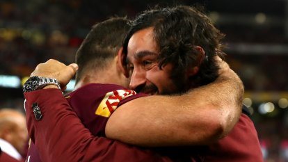 'The best player I played alongside': Thurston names his greatest Queensland team