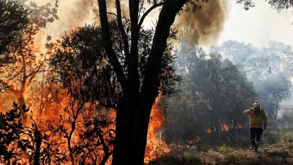 Hazard reduction burns cause poor air quality in parts of Sydney