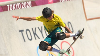 How the Olympics and COVID-19 brought skateboarding out of the shadows