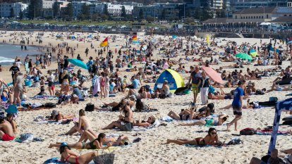 'Room for everyone': towel-length rule for a COVID-safe summer in NSW