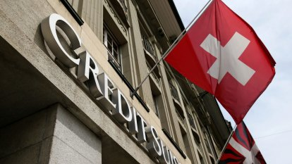 Former banker sues Credit Suisse for $131 million, saying he can't get a job
