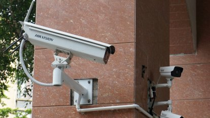 Chinese surveillance cameras removed due to security concerns