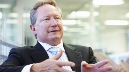 Fortescue can ride out China fallout: Gaines