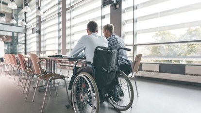 Free uni places, better wages: the push to double the NDIS' workforce