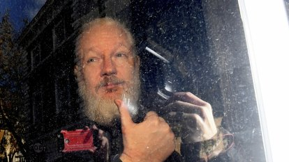 WikiLeaks editor-in-chief urges Australians to support Julian Assange
