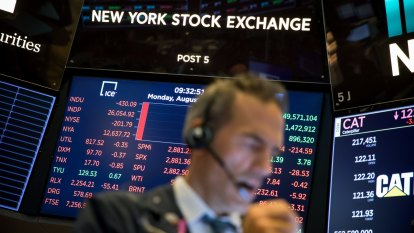 Nasdaq on cusp of correction as Fed chief rattles Wall Street