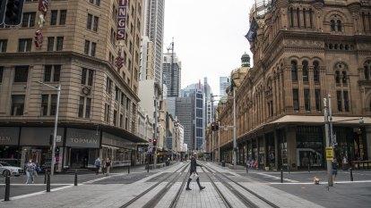 Sydney's population growth set to plummet