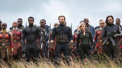 The scientific proof of why the Marvel movies are so popular