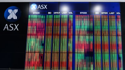 ASX loses early gains as investors wait for discounts