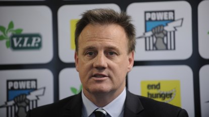 SANFL's Port Adelaide Magpies could fall victim to coronavirus