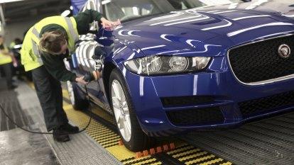 Jaguar Land Rover in rescue talks as sales plummet