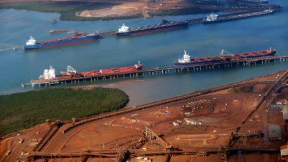 Pilbara Ports boss warns tired and stressed crews increasing risk of shipping catastrophe