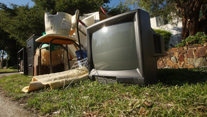 Illegal dumping spike after Brisbane's kerbside collection hiatus