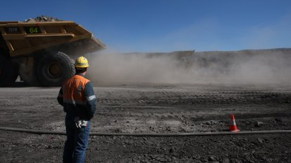 Qld miners back at work three days after worker was crushed to death