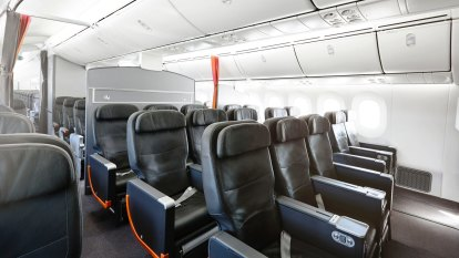 Airline review: There's one thing missing from Jetstar business class
