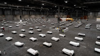 Madrid to use ice rink as morgue for coronavirus victims