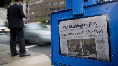 Award-winning journalist to lead Washington Post's Australian set-up