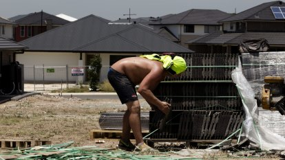 Residential building declines as government considers cash grants for new homes