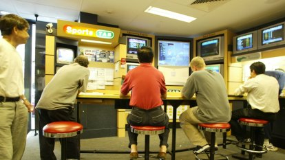 Tabcorp says punters embracing digital venue push