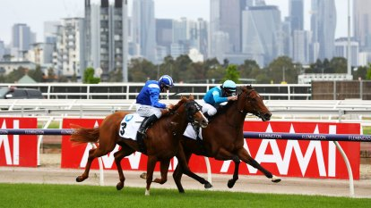Lindsay Park galloper heading to Hong Kong after impressive offer