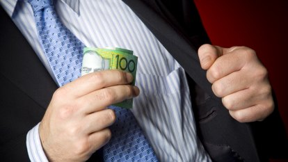 Government executives share in $12.8m of bonuses during public servant pay freeze