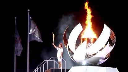Naomi Osaka makes four-hour Olympics opening ceremony slog worth it