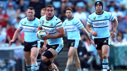 Former Sharks Heighington and Tagataese front new ASADA campaign