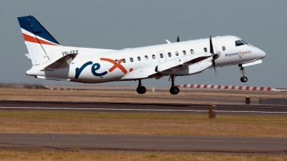 'Golden triangle' dogfight: Rex creates headaches by taking on Qantas and Virgin