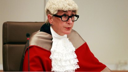 'Your Honour, I'm 70 next year': Courtrooms in the time of coronavirus