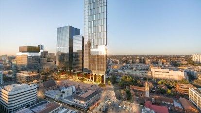 Lang Walker's $3.2b Parramatta Square project opens door to first tenants