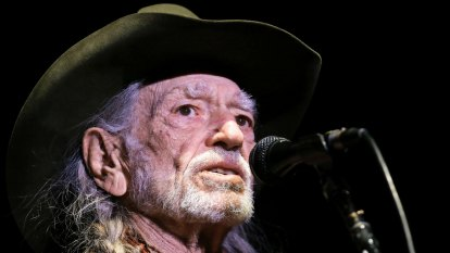 Willie Nelson is playing his first-ever political concert and some fans are abandoning him
