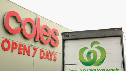 Coles tipped to gain edge in supermarket wars
