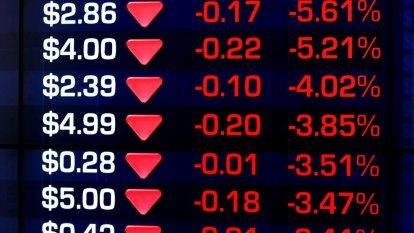As it happened: ASX falls to three-week low amid global virus selloff
