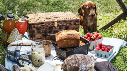 How to pull off a perfect, mood-lifting picnic
