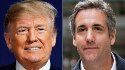Trump a 'cheat' who idolised Putin, mocked Nelson Mandela: Cohen book