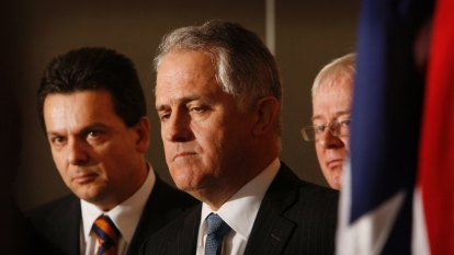 'Difficult to believe': Malcolm Turnbull renews calls for Nick Xenophon to declare work for Huawei