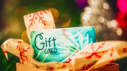 Gift card sales soar as Australians ditch 'useless' Christmas presents