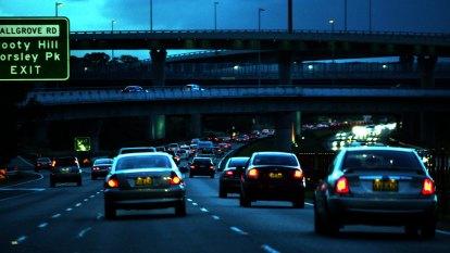 On-ramp traffic lights to ease congestion on Sydney motorways