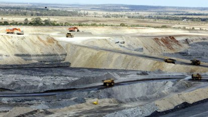 'Tide is turning': Coal company accuses activists of costing jobs