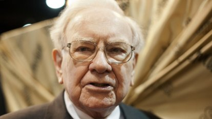Big shoes to fill: Warren Buffett names his successor