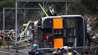 The cover-up of a 'financial mirage' that has inflated the NSW budget and may put rail safety at risk