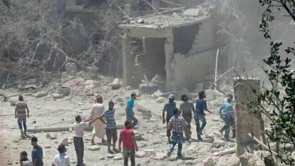 Russia quits UN system that protects Syrian hospitals from bombs