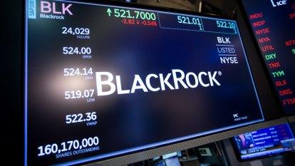 BlackRock pushes back on banker bonus overhaul