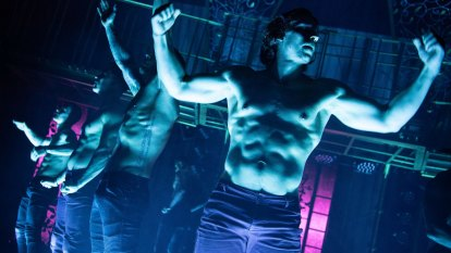 Bawdy and titillating: Magic Mike Live is everything you'd expect