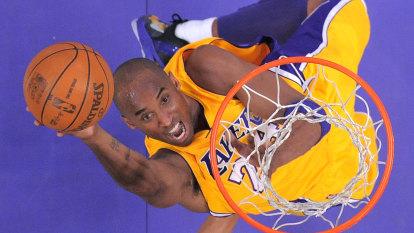 Calls grow to make Bryant the new NBA logo