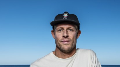 Mick Fanning's scoliosis led him to breath work. Now, it's key to his success