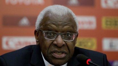 Former athletics chief Lamine Diack goes on trial