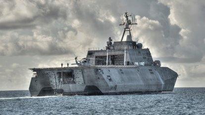 US Navy puts wind in Austal's sails