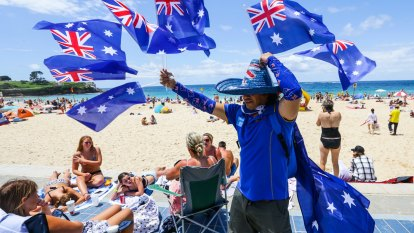 On Australia Day in the lucky country, let's focus on achievements
